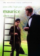 Maurice - DVD cover (xs thumbnail)