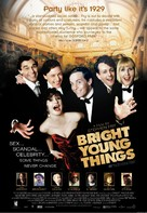 Bright Young Things - Australian Movie Poster (xs thumbnail)