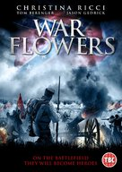 War Flowers - British DVD cover (xs thumbnail)