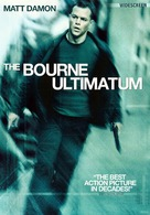 The Bourne Ultimatum - DVD cover (xs thumbnail)