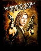 Resident Evil: Apocalypse - British Movie Cover (xs thumbnail)