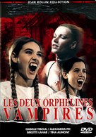Les deux orphelines vampires - French DVD movie cover (xs thumbnail)