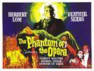 The Phantom of the Opera - British Movie Poster (xs thumbnail)