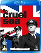 The Cruel Sea - British Blu-Ray cover (xs thumbnail)