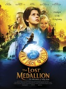 The Lost Medallion: The Adventures of Billy Stone - Movie Poster (xs thumbnail)