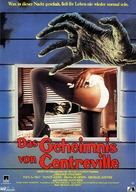 Strange Invaders - German Movie Poster (xs thumbnail)