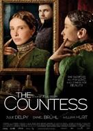 The Countess - German Movie Poster (xs thumbnail)