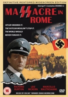 Rappresaglia - British DVD movie cover (xs thumbnail)