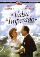 The Emperor Waltz - Brazilian DVD movie cover (xs thumbnail)