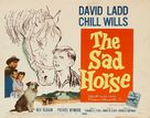 The Sad Horse - Movie Poster (xs thumbnail)