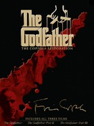 The Godfather - DVD cover (xs thumbnail)