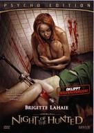 La nuit des traquées - Swedish DVD cover (xs thumbnail)