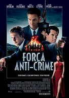 Gangster Squad - Portuguese Movie Poster (xs thumbnail)