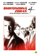 Lethal Weapon 4 - Czech Movie Cover (xs thumbnail)