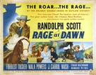 Rage at Dawn - Movie Poster (xs thumbnail)