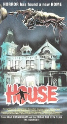 House - VHS movie cover (xs thumbnail)