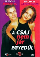 She's All That - Hungarian DVD movie cover (xs thumbnail)