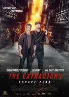Escape Plan: The Extractors - Lebanese Movie Poster (xs thumbnail)