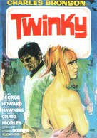 Twinky - Spanish Movie Poster (xs thumbnail)