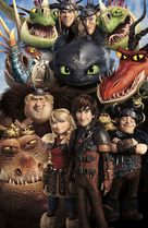 How to Train Your Dragon 2 - Key art (xs thumbnail)