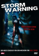 Storm Warning - German Movie Cover (xs thumbnail)