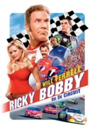 Talladega Nights: The Ballad of Ricky Bobby - French Movie Poster (xs thumbnail)