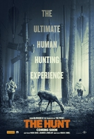 The Hunt - Australian Movie Poster (xs thumbnail)