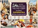 Cleopatra - British Movie Poster (xs thumbnail)
