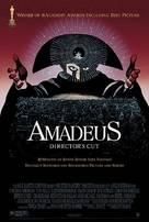 Amadeus - Movie Poster (xs thumbnail)