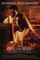 The Pelican Brief - Movie Poster (xs thumbnail)