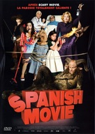 Spanish Movie - French DVD movie cover (xs thumbnail)