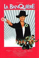 La banquière - French Movie Poster (xs thumbnail)