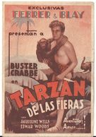 Tarzan the Fearless - Spanish Movie Poster (xs thumbnail)