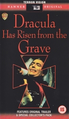 Dracula Has Risen from the Grave - British VHS cover (xs thumbnail)