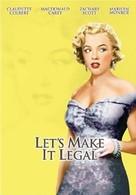 Let's Make It Legal - DVD cover (xs thumbnail)