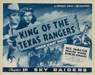 King of the Texas Rangers - Movie Poster (xs thumbnail)