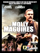The Molly Maguires - French Movie Poster (xs thumbnail)
