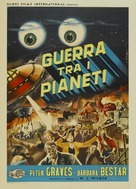 Killers from Space - Italian Theatrical poster (xs thumbnail)