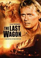 The Last Wagon - DVD cover (xs thumbnail)