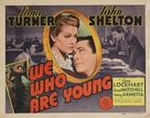 We Who Are Young - Movie Poster (xs thumbnail)