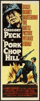 Pork Chop Hill - Movie Poster (xs thumbnail)