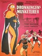 La tour de Nesle - Danish Movie Poster (xs thumbnail)