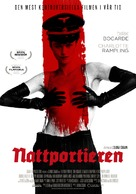 Il portiere di notte - Swedish Movie Poster (xs thumbnail)