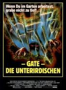 The Gate - German Movie Poster (xs thumbnail)