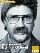 Horst Schlämmer - Isch kandidiere! - German Movie Poster (xs thumbnail)