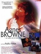 Agnes Browne - Spanish Movie Poster (xs thumbnail)