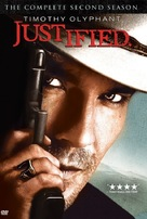 """Justified"" - DVD movie cover (xs thumbnail)"