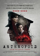 Anthropoid - Czech Movie Poster (xs thumbnail)