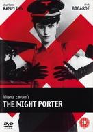 Il portiere di notte - British DVD movie cover (xs thumbnail)