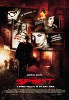 The Spirit - Portuguese Movie Poster (xs thumbnail)